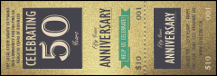 50th Anniversary Event Ticket