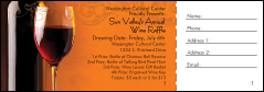 Wine Raffle Ticket