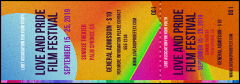 LGBT Film Festival Event Ticket